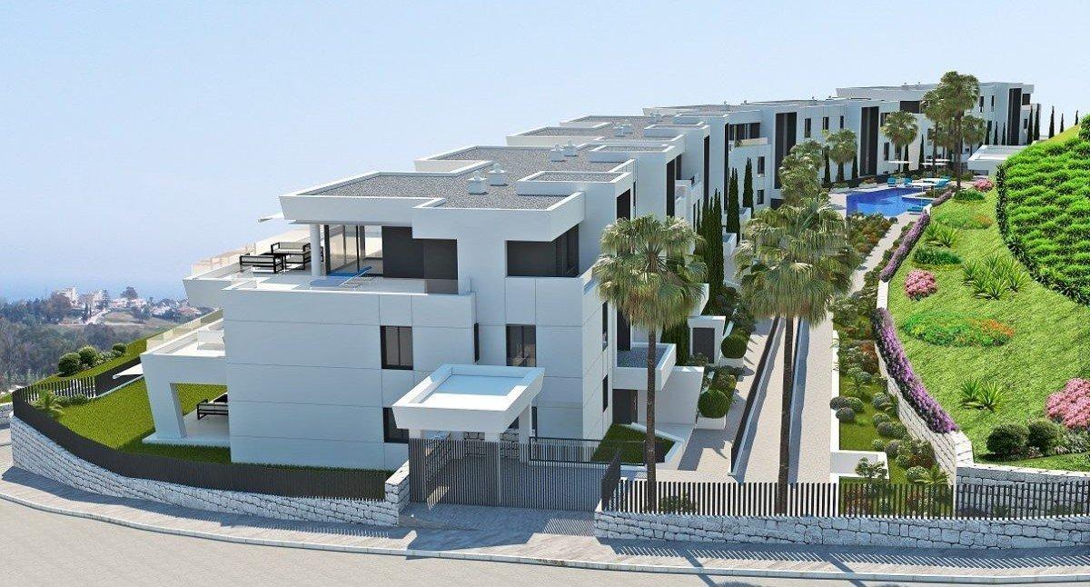 Apartments Nueva Andalucia