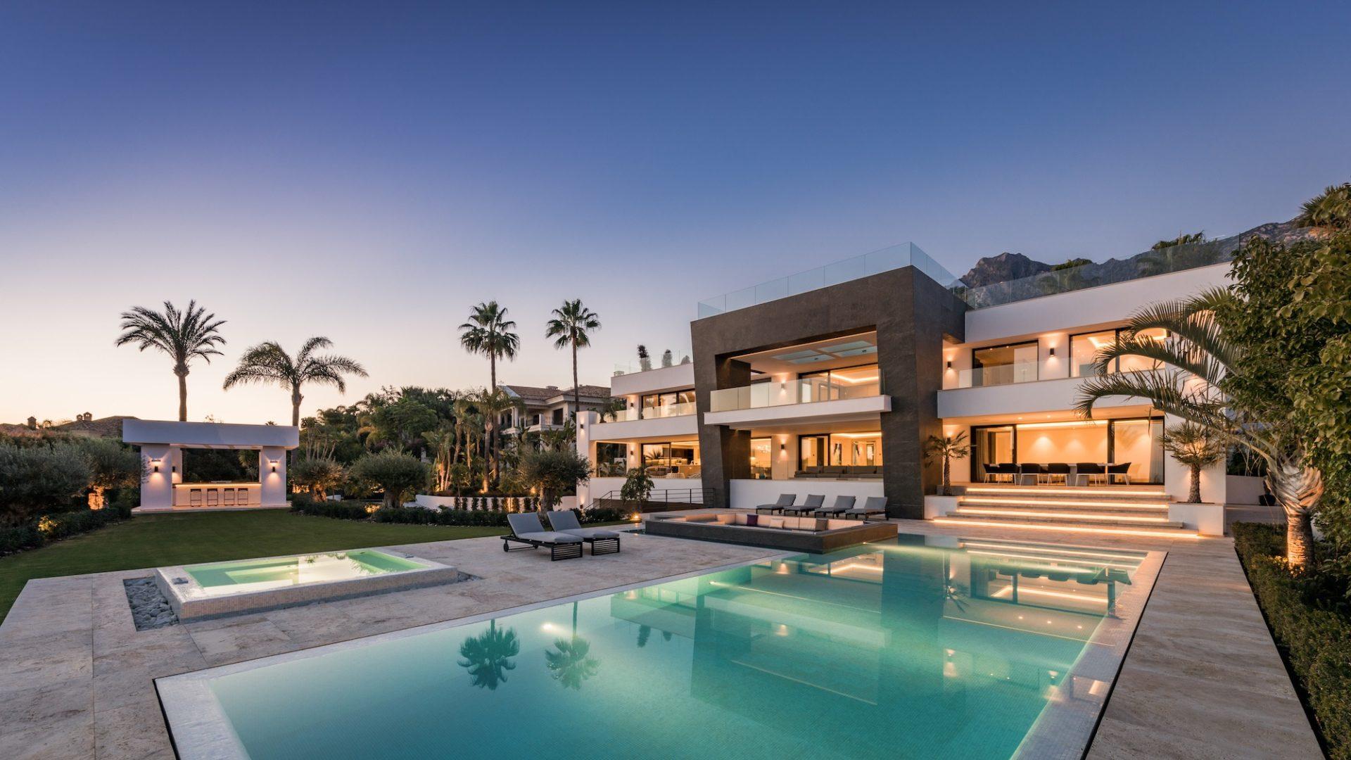 Villas Costa del Sol