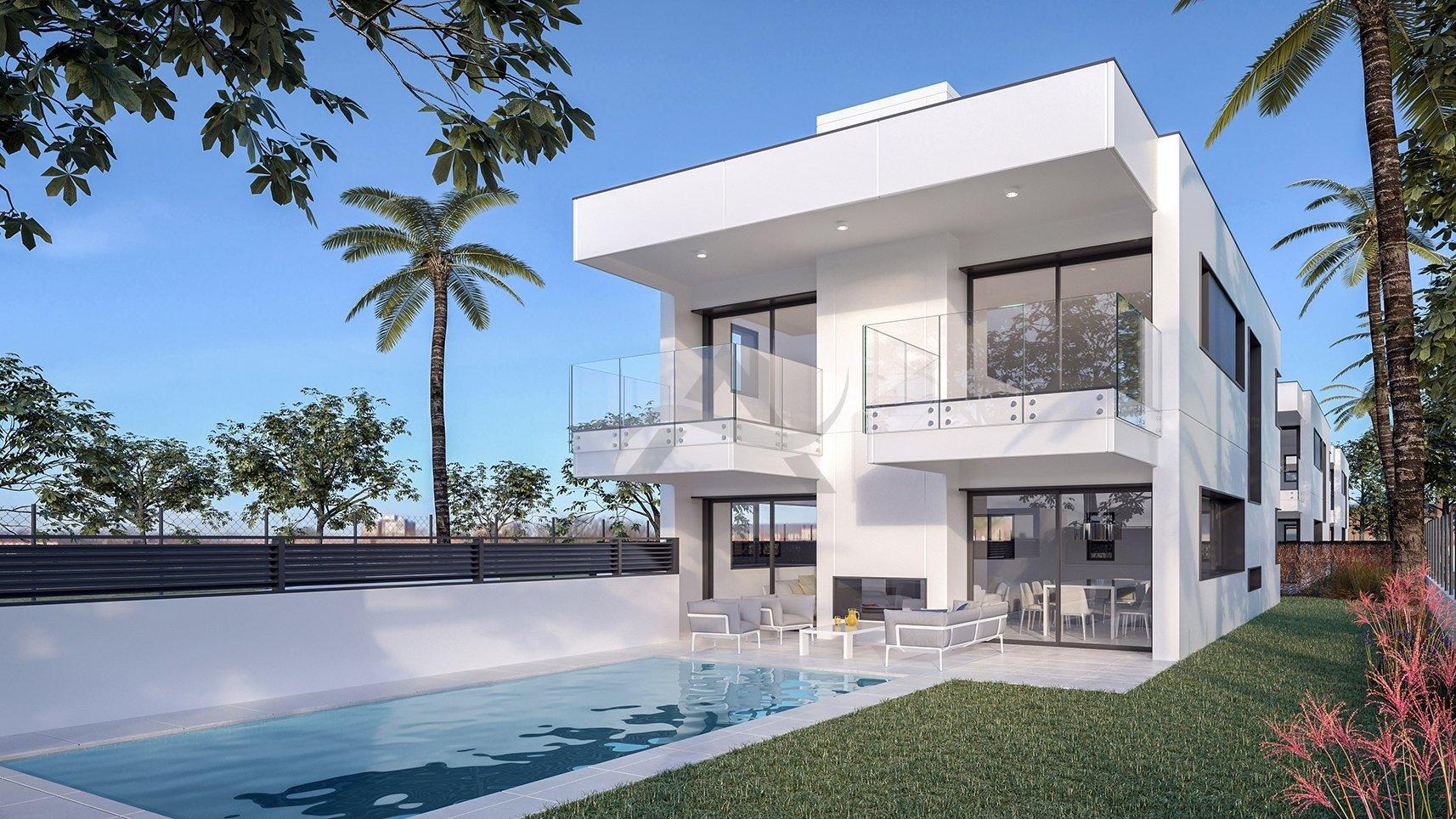 Villas Puerto Banus