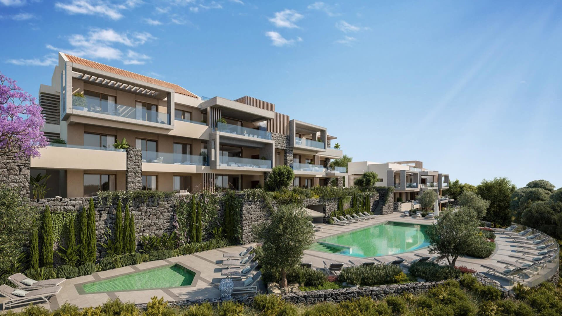 Apartments Benahavis