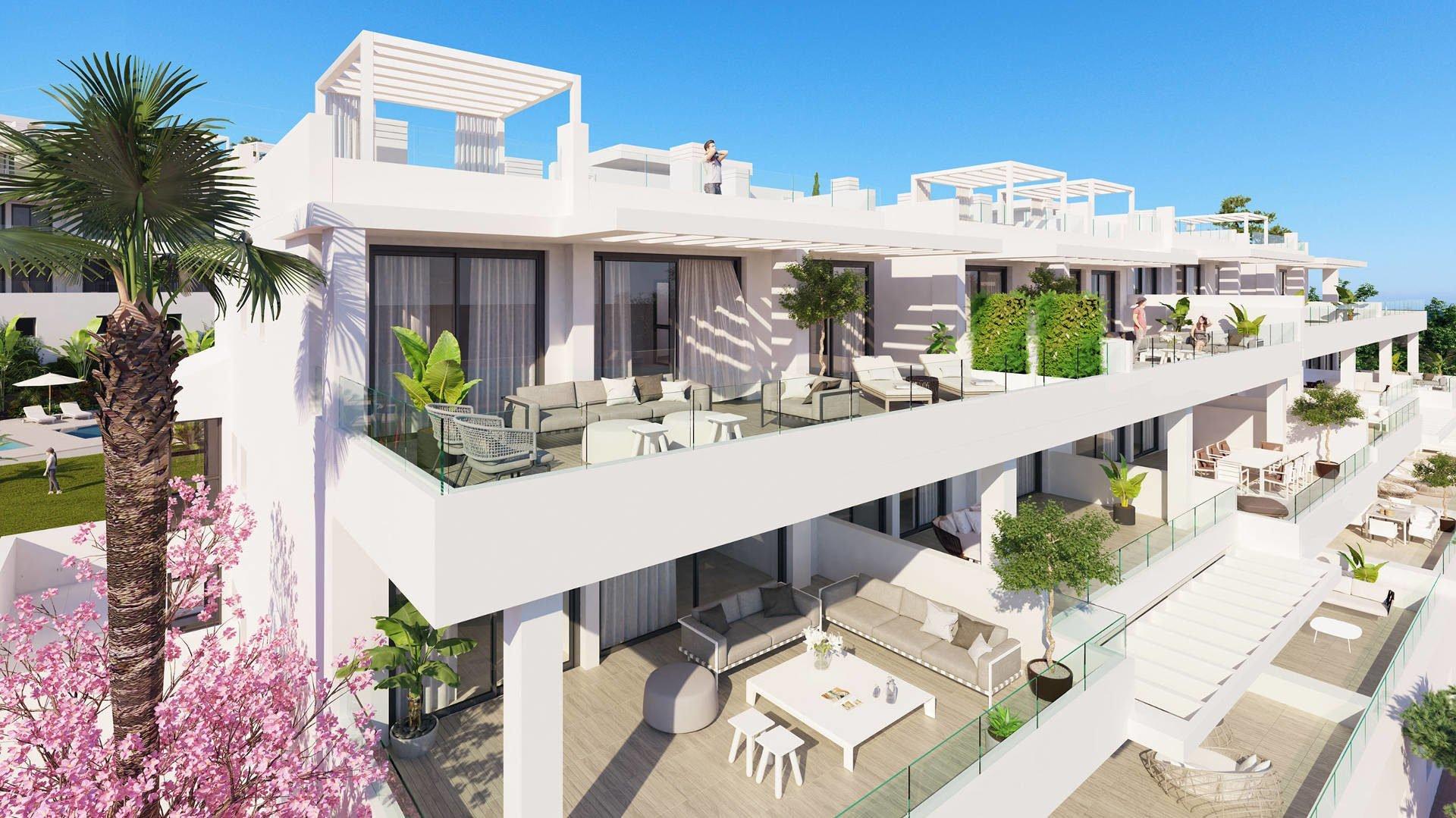 Apartments Estepona